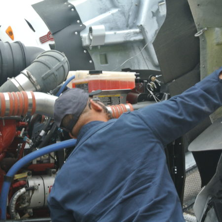 Diagnosing Low Power in Heavy-Duty Natural Gas Engines